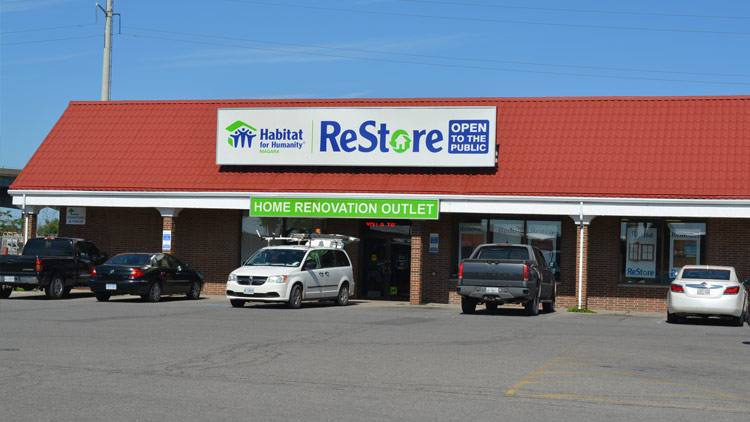 St. Catharines re-store