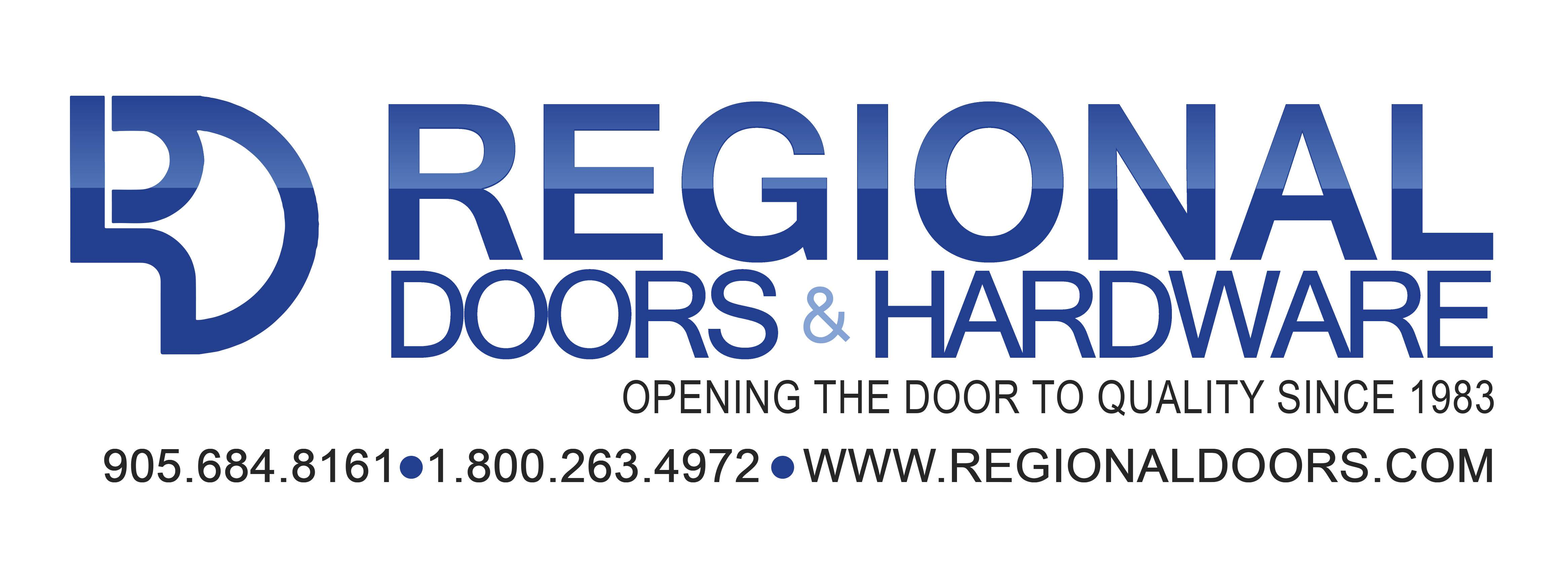 Regional Doors and Hardware